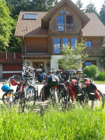 Wanderunterkunft Zwingenberg