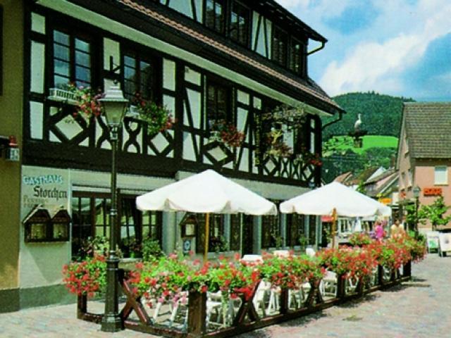 Gasthaus Storchen - Hellas Griechisches Restaurant