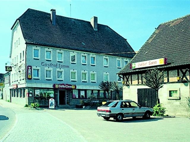 Gasthof Lamm