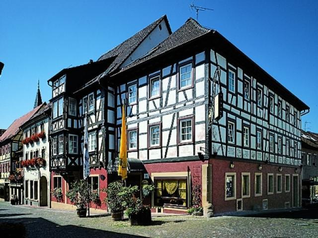 Hotel Garni Zum Lamm