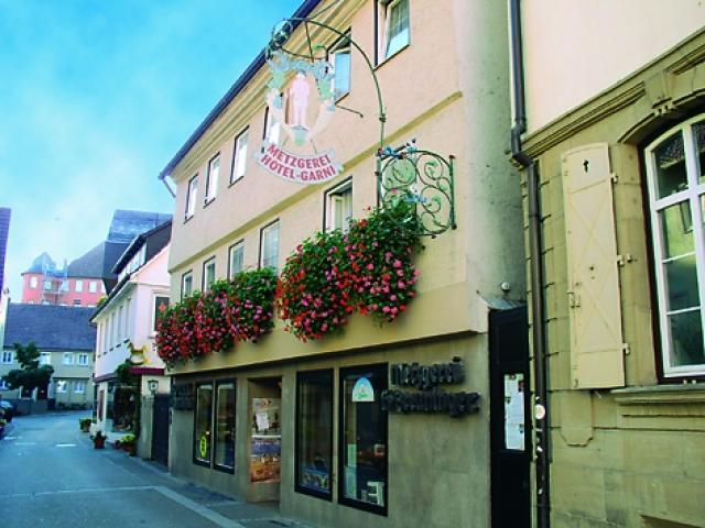 Hotel Garni Zum Wilden Mann