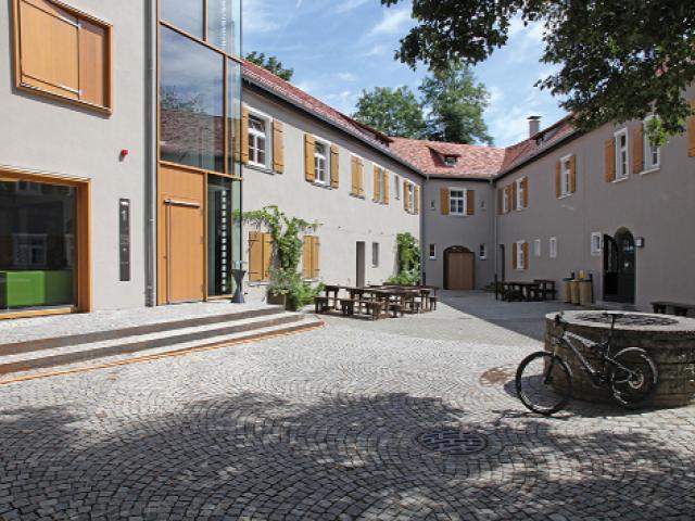 Jugendherberge Veitsburg Ravensburg