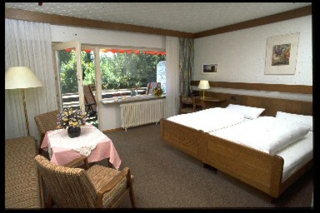 Hotel Markgraf Garni