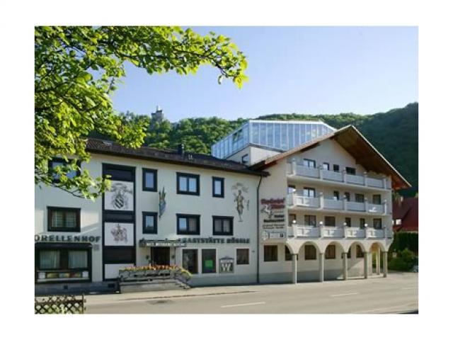 Hotel-Restaurant Forellenhof Rössle
