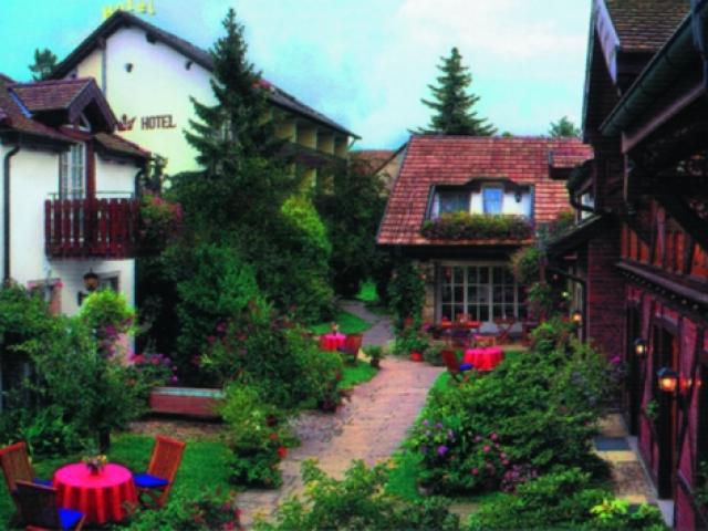 """Hotel u. Landhäuser """"Zur Krone"""" Auggen"""