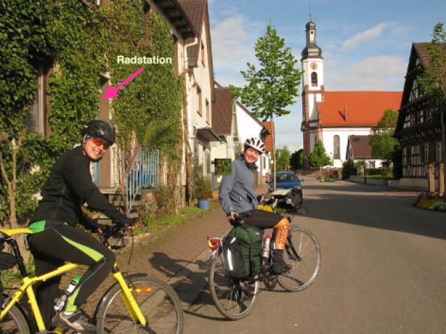 Radstation Meißenheim