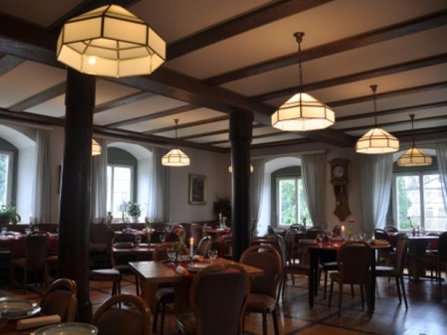 Hotel-Restaurant Schloss Döttingen