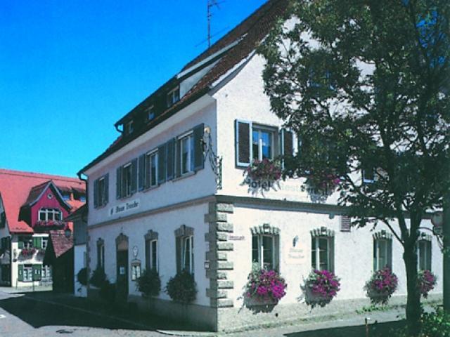 Hotel Restaurant Blaue Traube