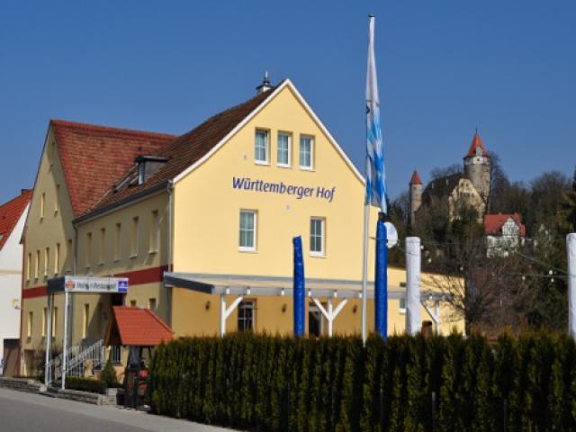 """Hotel Restaurant """"Württemberger Hof"""""""