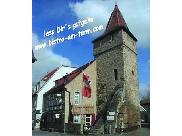 Eiscafé Café Bistrorante am Turm