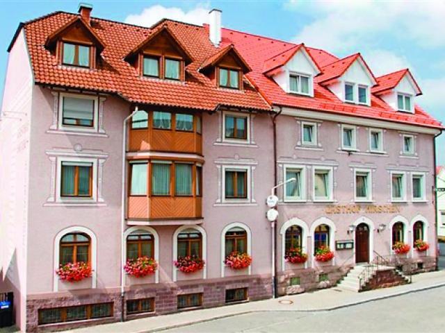 """Hotel Restaurant """"Zum Hirschen"""""""