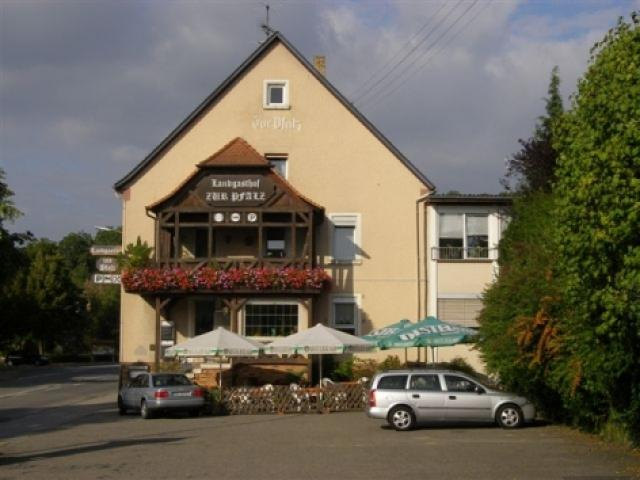 "Landgasthof ""Zur Pfalz"""