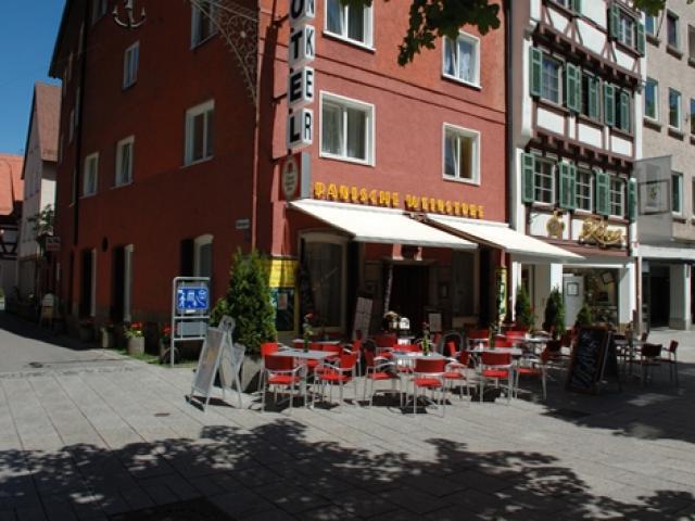 Hotel-Restaurant Anker Span. Weinstube