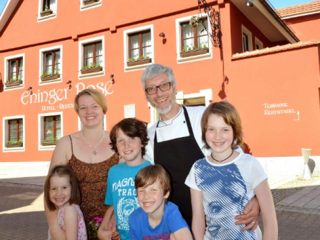Ehinger Rose Hotel Restaurant