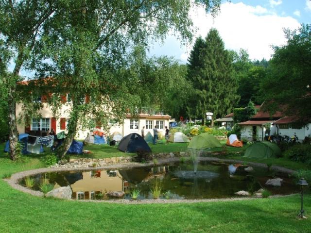 Camping & Gästezimmer am Möslepark