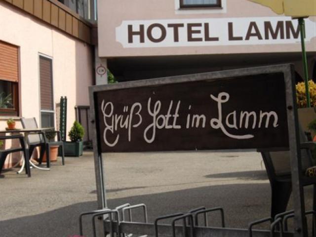 Hotel und Restaurant zum Lamm