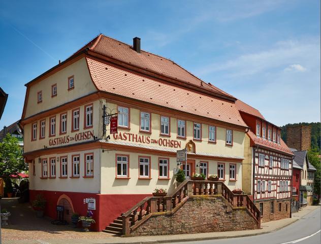 Gasthaus-Hotel Der Ochsen