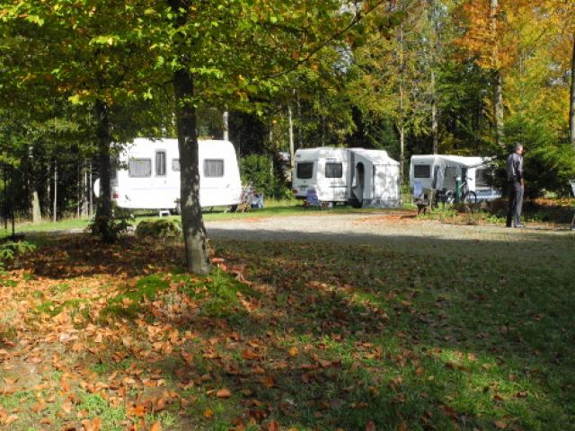 Waldbad Camping Isny