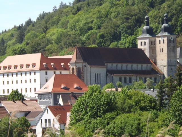 Gäste- und Tagungshaus der Benediktinerabtei Plankstetten