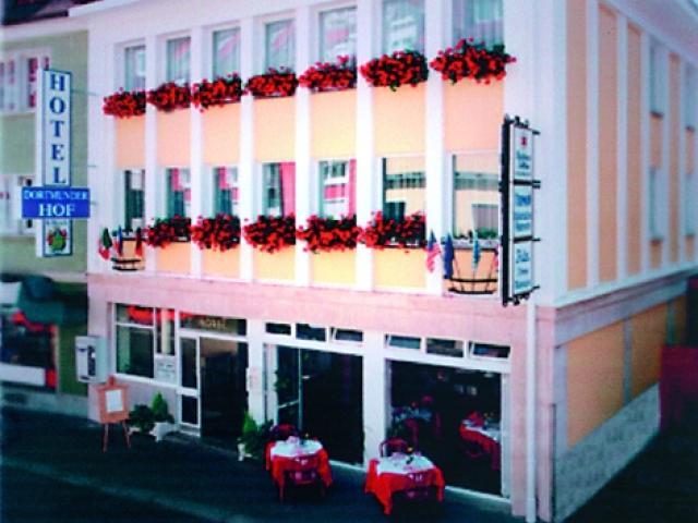 Hotel Garni Dortmunder Hof