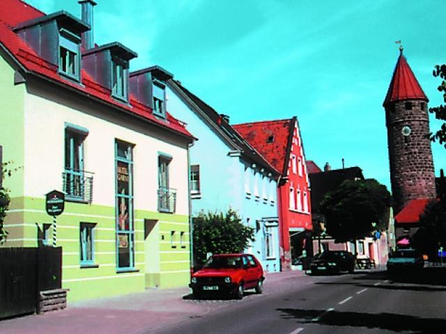 """""""La Vigne""""... das kleine Stadthotel"""