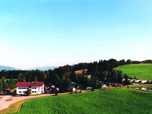 Terrassen-Camping Am Richterbichl