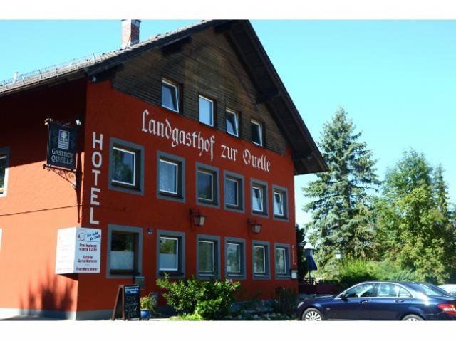 Landgasthof Hotel Zur Quelle