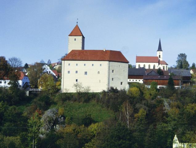 Jugendherberge Burg Trausnitz