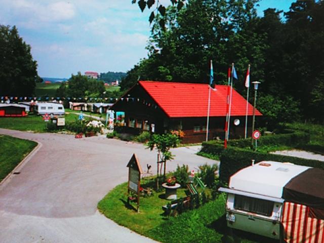 Campingplatz Frankenhöhe