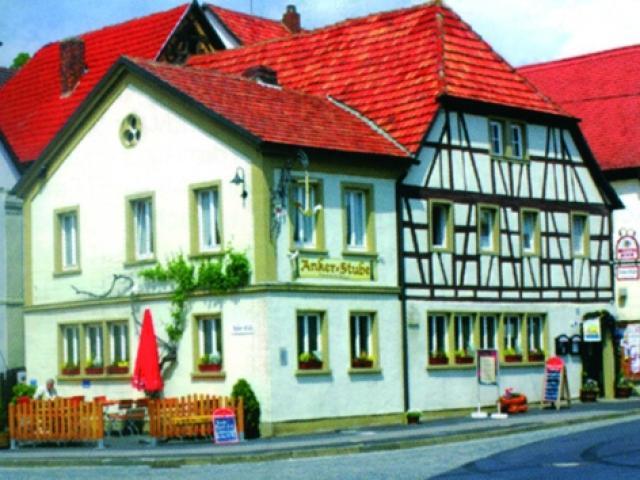 Gasthof und Gästehaus Anker Stube