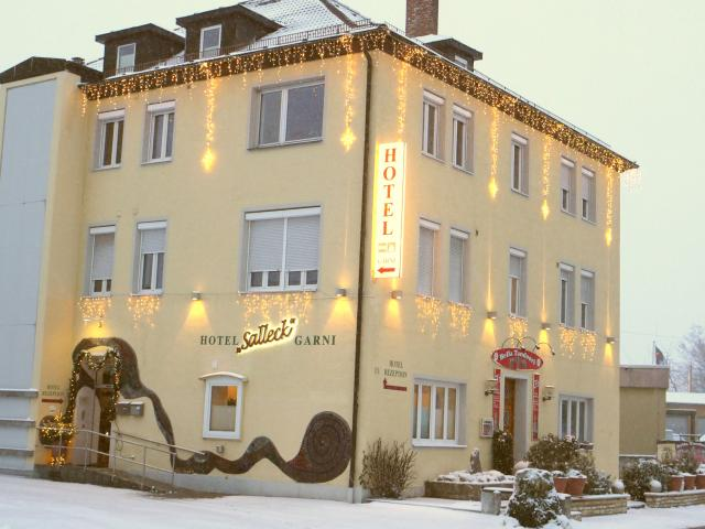 Hotel Salleck Garni