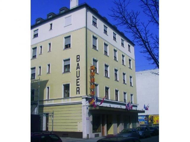 Bett Bike Hotel Bauer Unterkunft