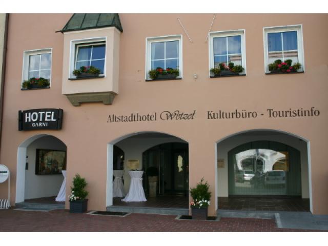 Altstadthotel Wetzel