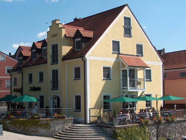 Hotel Cafe 3 Kronen