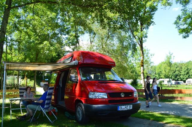 bett bike campingpark gitzenweiler hof unterkunft. Black Bedroom Furniture Sets. Home Design Ideas