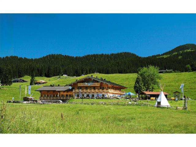 Berggasthof Winklmoos Sonnen Alm