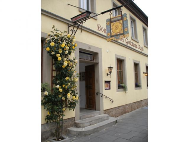 Boutiquehotel Goldene Rose Marion Beugler