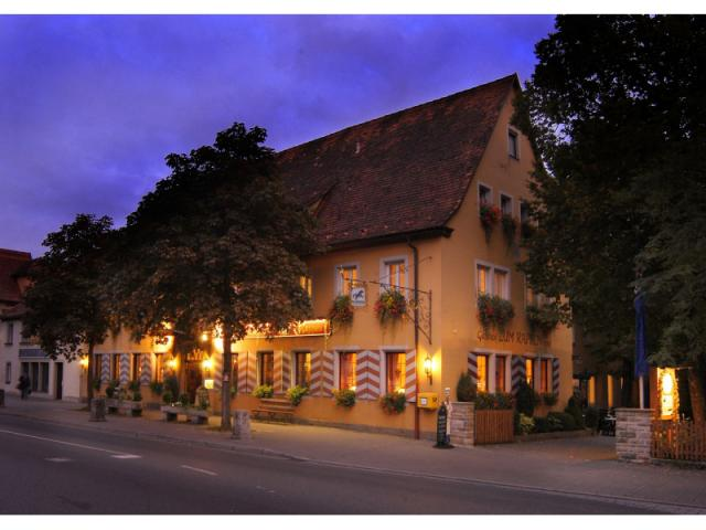 Hotel Rappen Rothenburg ob der Tauber