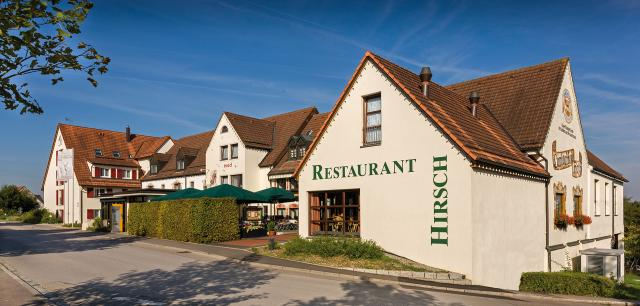 Hotel-Restaurant Hirsch