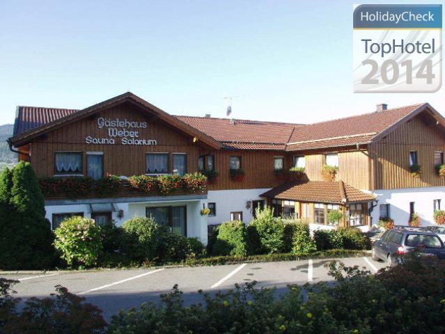 Gäste & Appartementhaus Weber