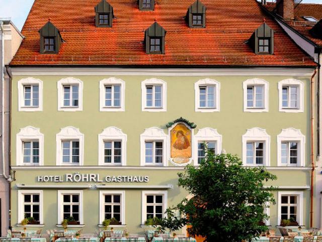 Das Roehrl  Hotel & Gasthaus