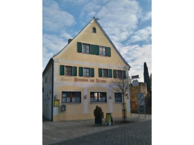 """Hotel Garni """"Pension Zur Krone"""""""