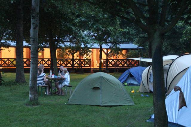 "Campingplatz ""Zelten am Ostgraben"""