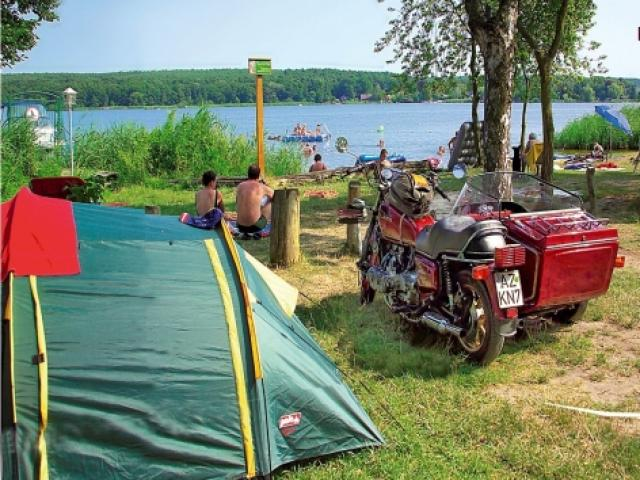 Königlicher Campingpark Sanssouci Potsdam/Berlin