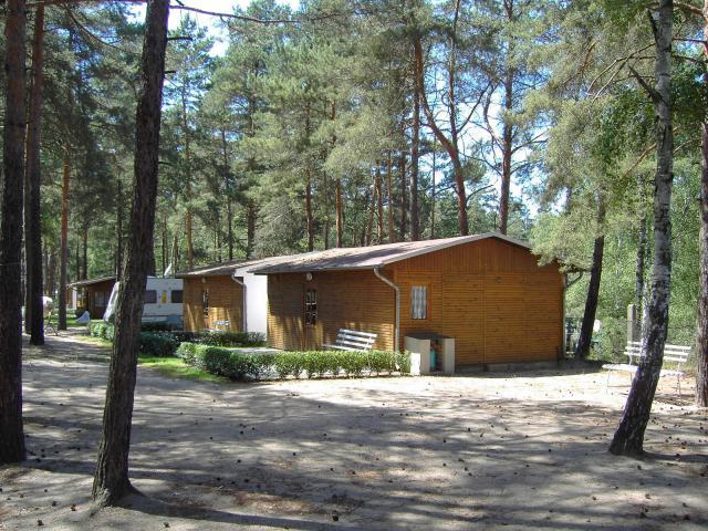 Campingplatz Waldbad Zeischa