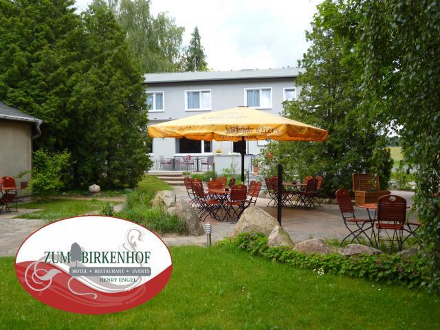 """Hotel & Restaurant """"Zum Birkenhof"""""""