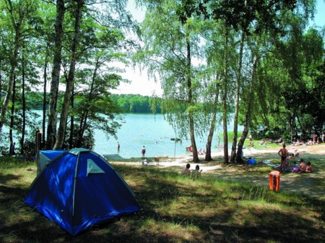 "Camping ""Am großen Mochowsee"""