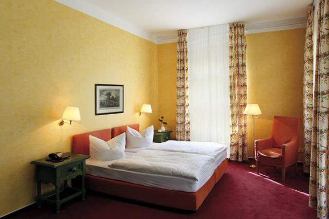 Hotel Waldhaus Prieros