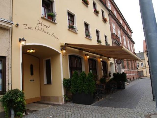 """Hotel """"Zum Goldenen Stern"""""""
