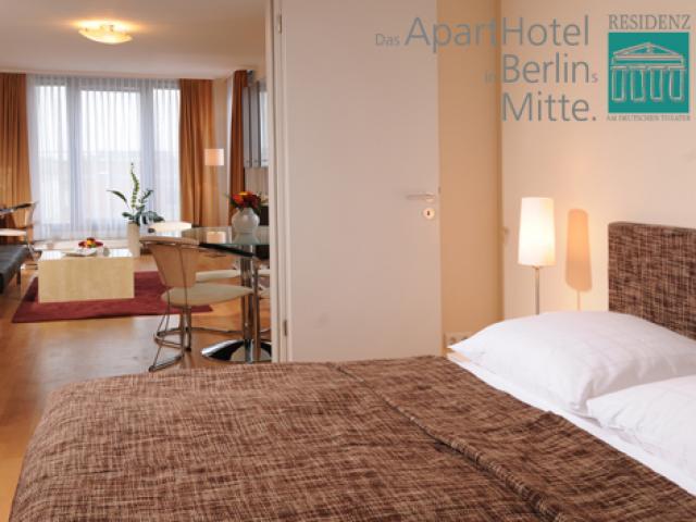 ApartHotel Residenz Am Deutschen Theater